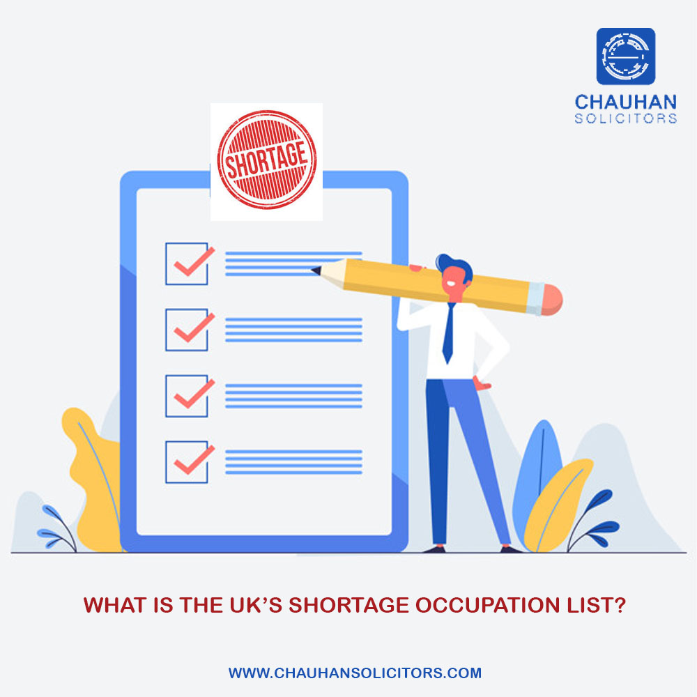 What Is The UK's Shortage Occupation List